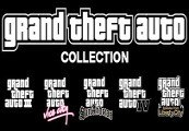 Grand Theft Auto Collection EU Steam CD Key