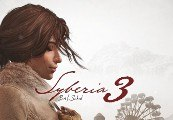 Syberia 3 PRE-ORDER Steam CD Key