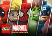 LEGO Marvel Super Heroes Steam Gift