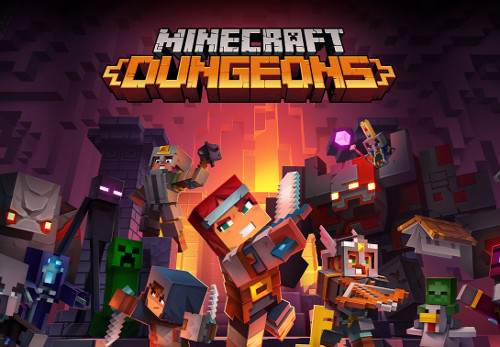 Minecraft Dungeons Hero Edition PRE-ORDER XBOX One CD Key