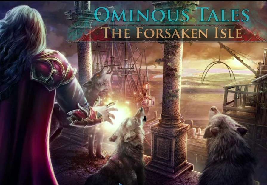 Ominous Tales: The Forsaken Isle Steam CD Key
