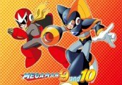 Mega Man 9 u. 10 Combo Pack US PS3