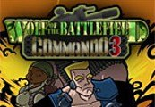 Wolf of the Battlefield Commando 3 US PS3