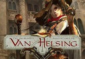 The Incredible Adventures of Van Helsing PL Steam CD Key