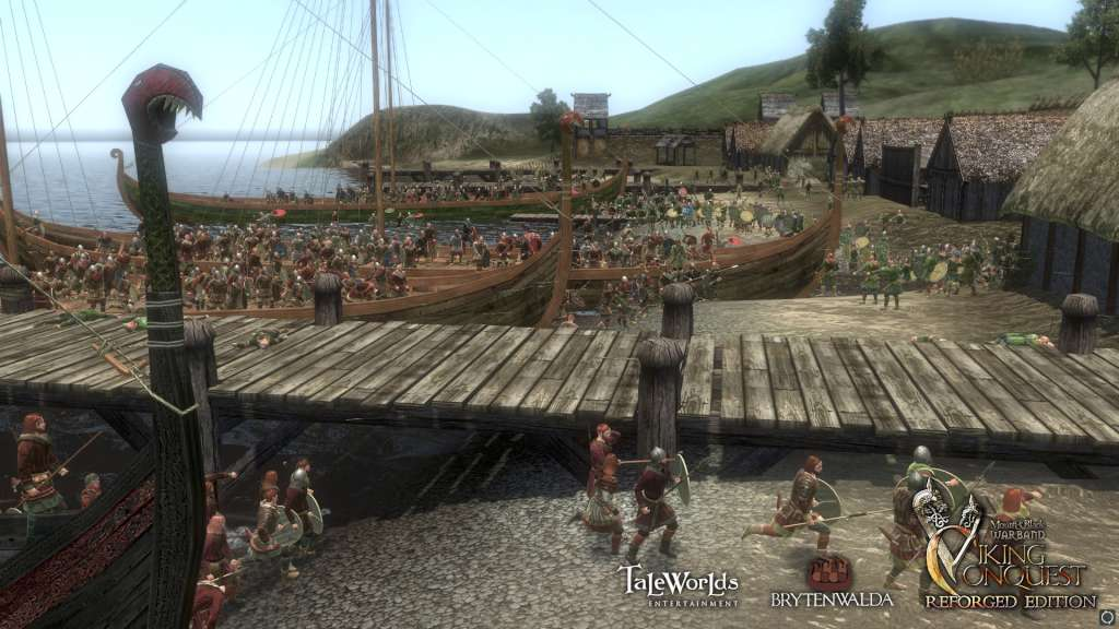 Mount amp blade warband viking conquest reforged edition dlc steam cd