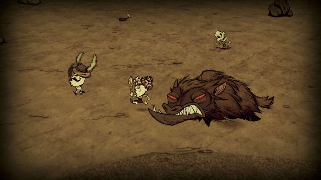 Don t starve together beta access steam key
