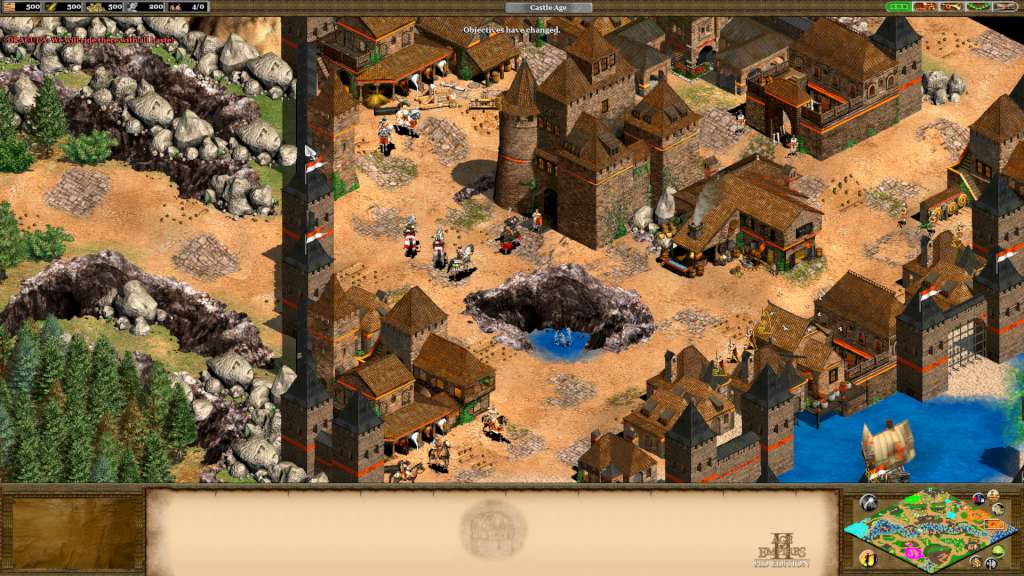 This content requires the base game Age of Empires II HD on Steam in order