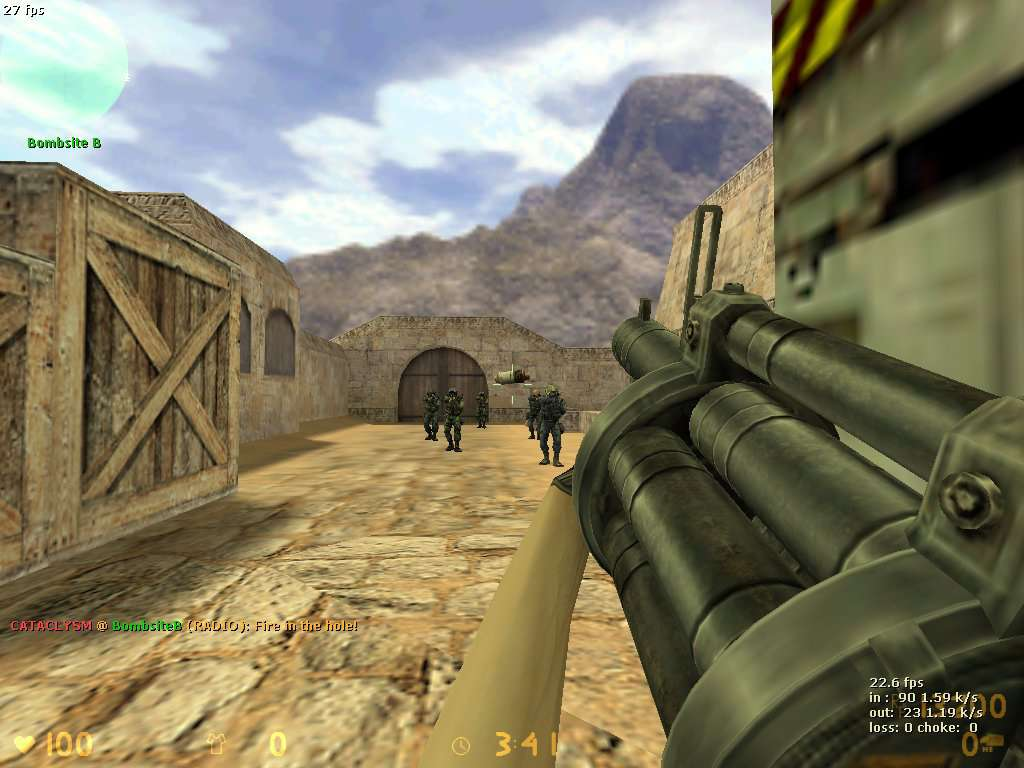 how to get counter strike source free
