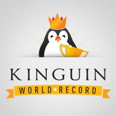 KINGUIN WORLD RECORD